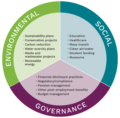 ESG Responsible Investing